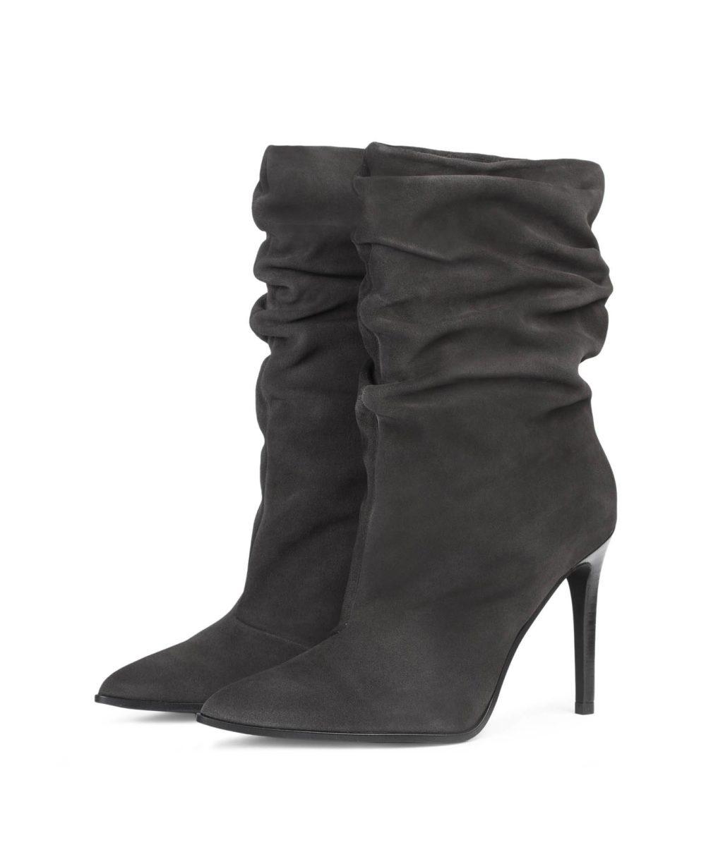 botas tacón
