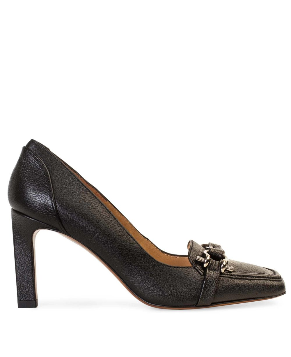 Zapatos de piel Paco GIl - P-3871 Black Bufalo P