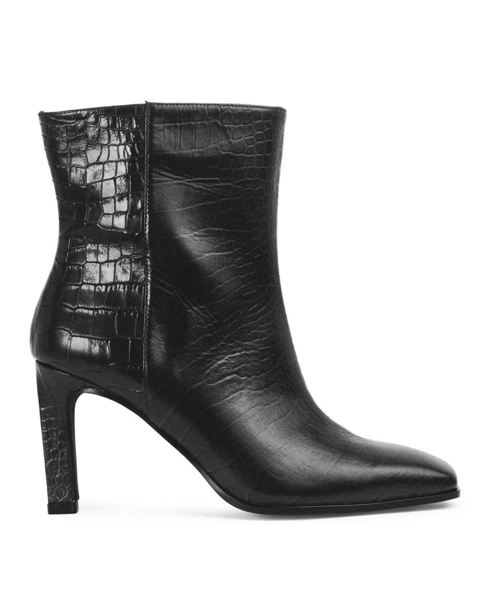 Leather booties Paco Gil
