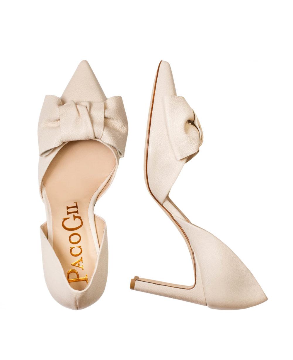 P-3894 Arce Buffalo Zapatos de piel Paco Gil P