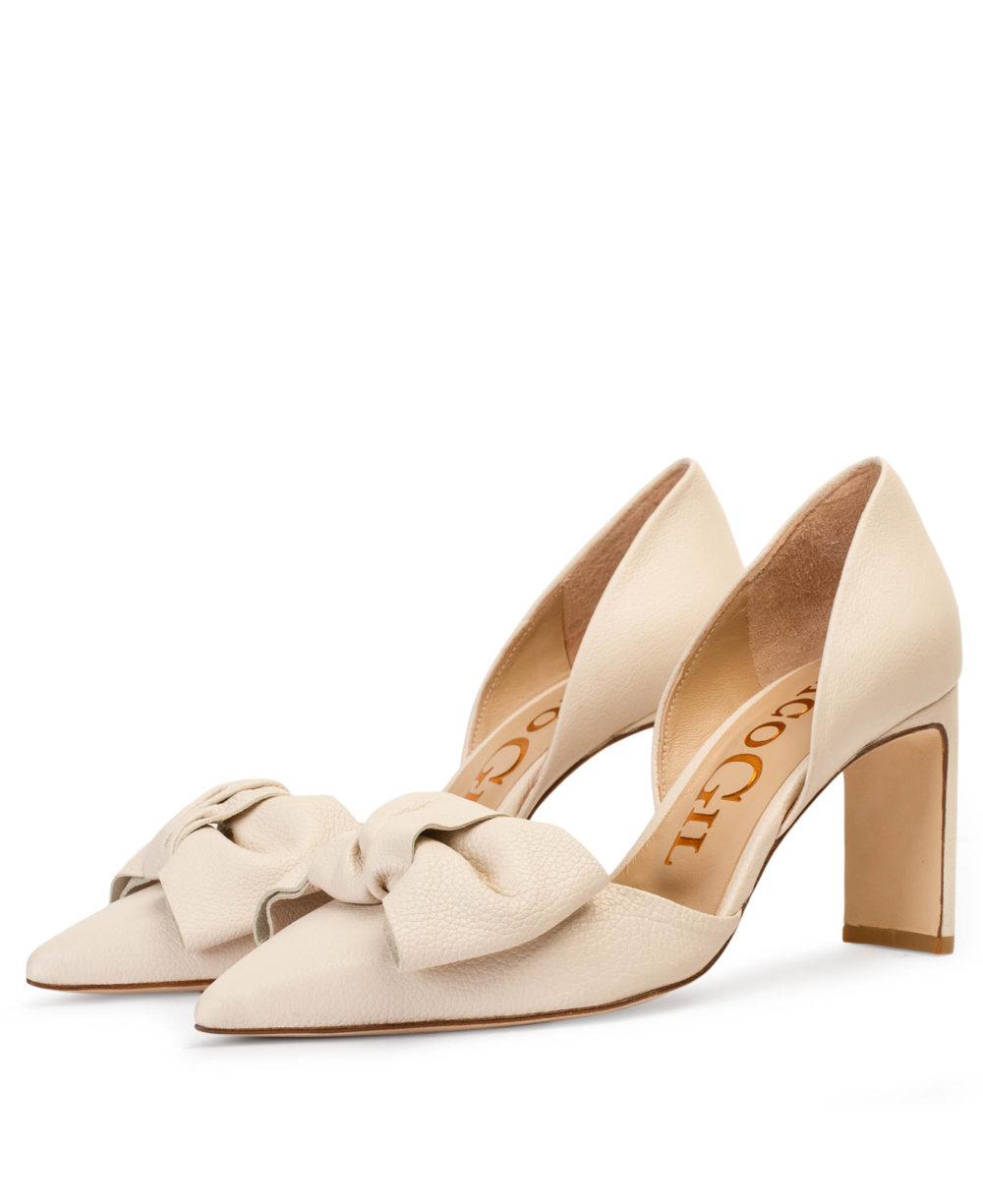 P-3894 Arce Buffalo Zapatos de piel Paco Gil Par