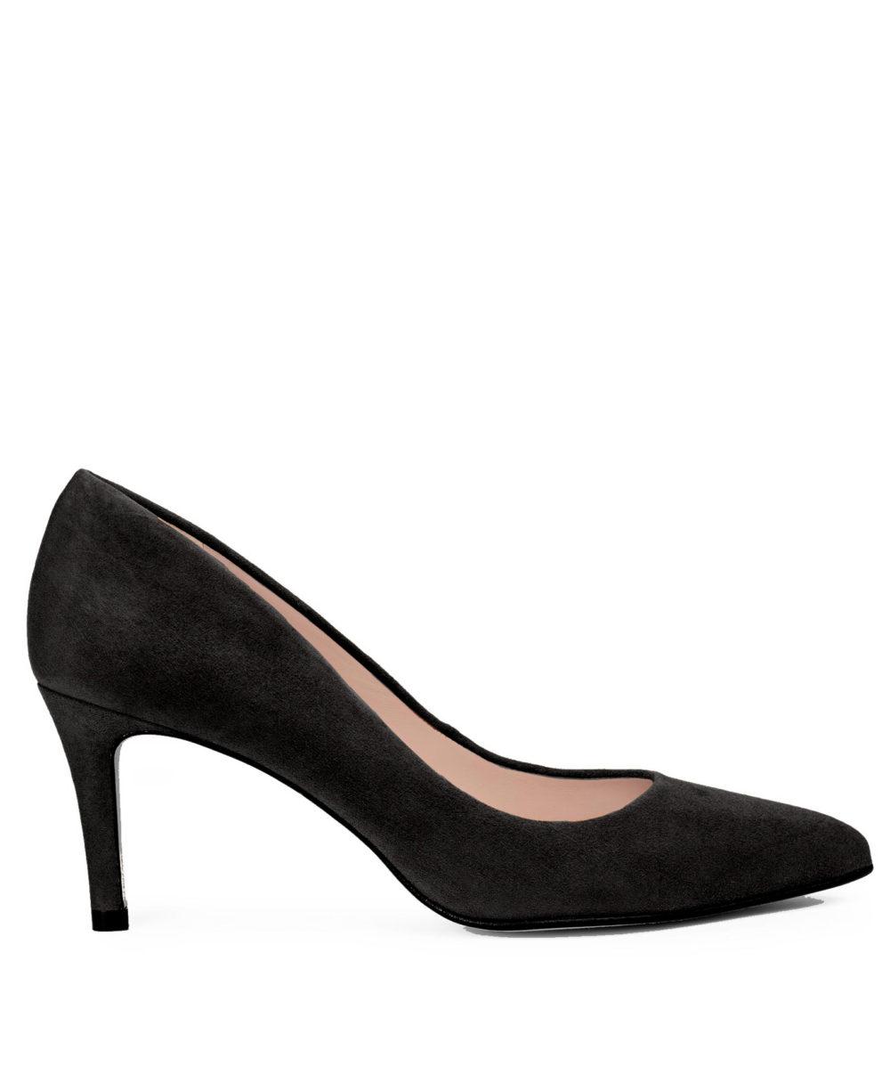 salón de piel para mujer de Paco Gil. Zapatos de moda